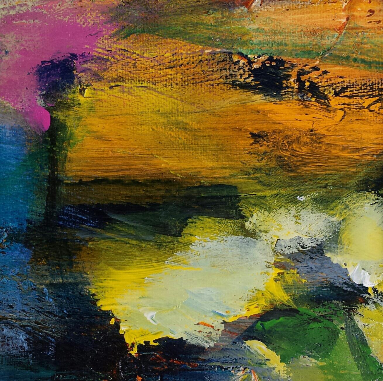 Peinture Hypnose by Martignac