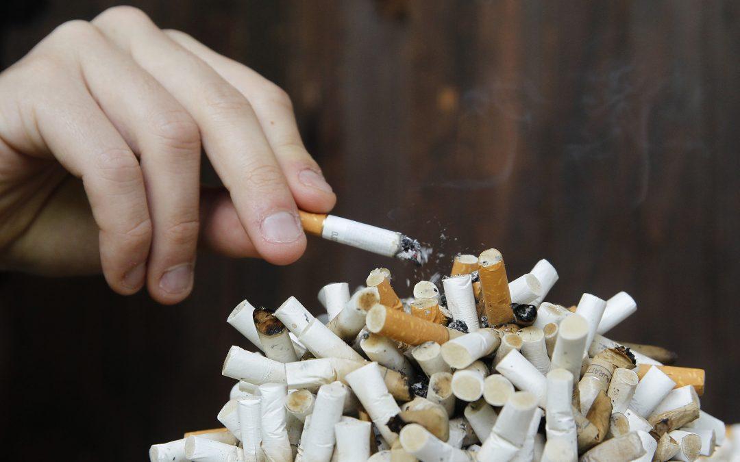 Bienfaits de l'arrêt du tabac