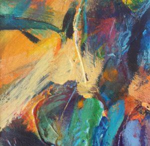 Hypnose peinture Mots'Art by Martignac